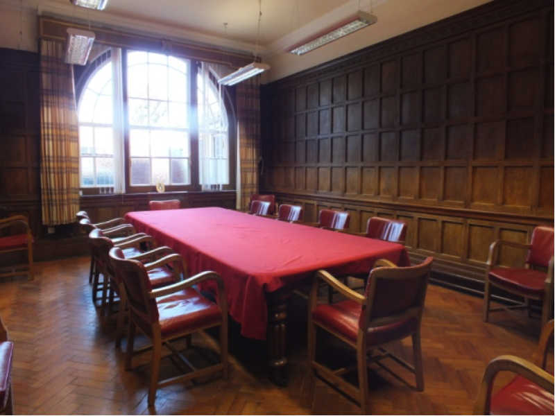 Committee Room at Town Hall